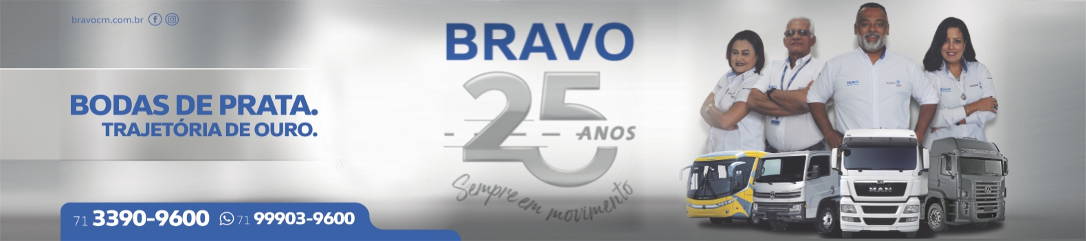 Bravo Caminhões